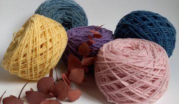 Collection Aurore, les laines